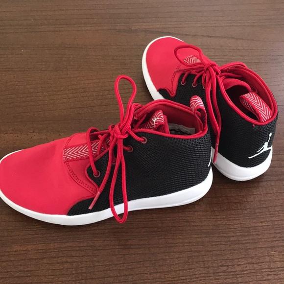 Boys Jordan Eclipse Chukka Shoes Size